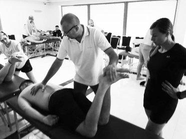 GRAL - autorski kurs dr Aleksandra Bieleckiego dla fizjoterapeutów