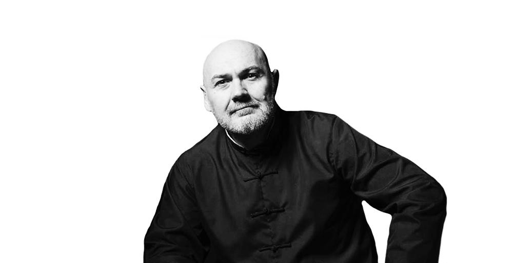 Jarosław Gibas - szkolenie z medytacji